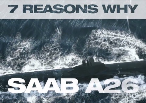 7 reasons why Saab A26