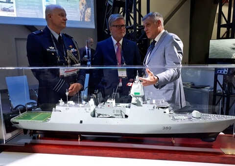 Canadian Defence exhibition CANSEC