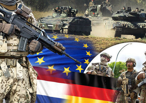 November 27/28 the Berlin Security Summit with more than 1000 attendees focused on EU military and security cooperation