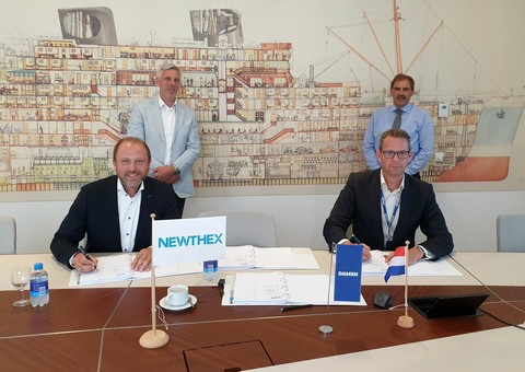 Damen contract with Newthex opens door to Dutch quality solutions for CSS